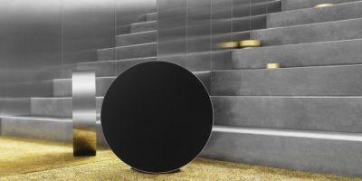 BeoSound Edge - Bang & Olufsen announces new Home Speaker