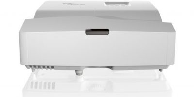 Optoma unveils next evolution ultra short throw home projectors