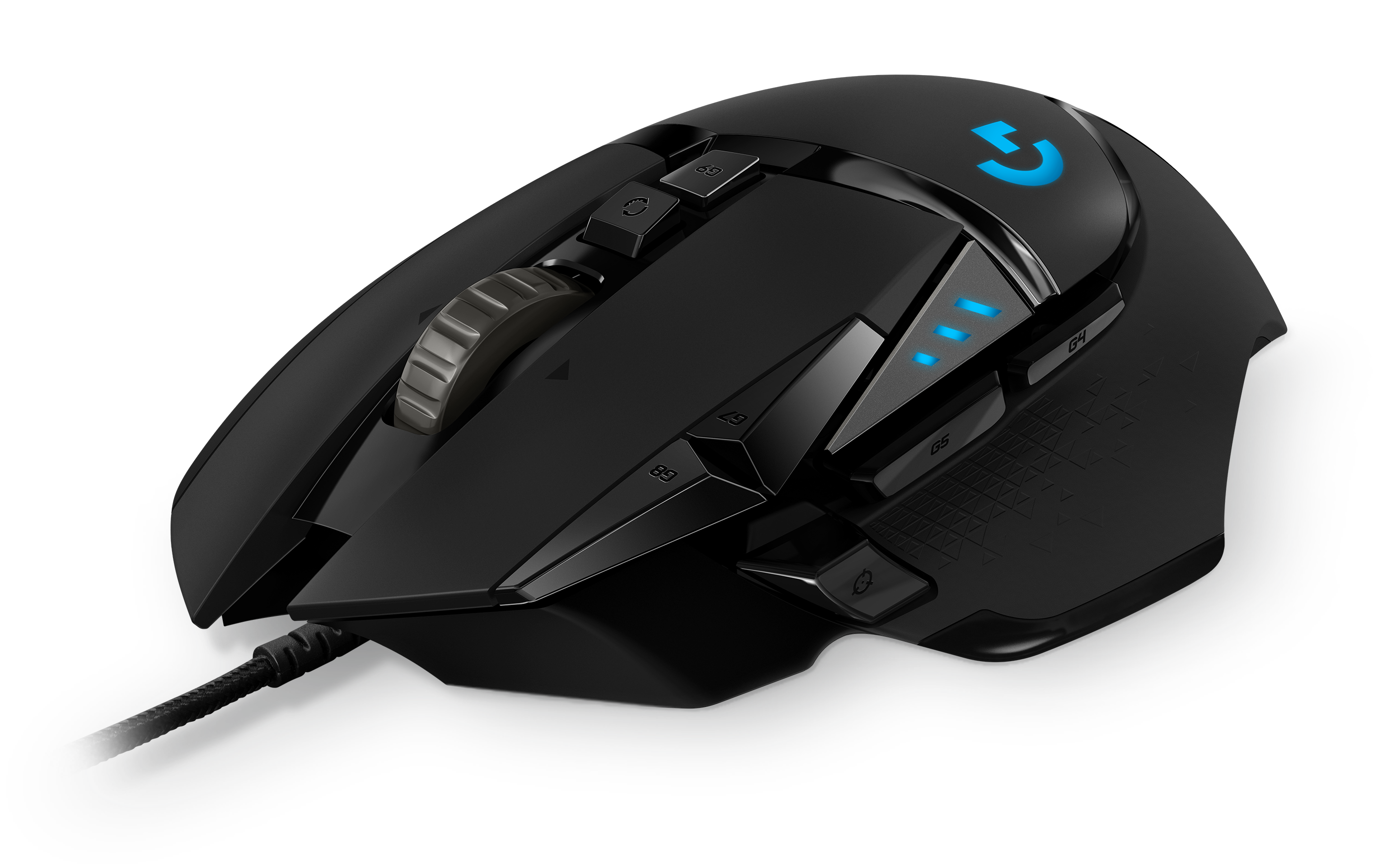 Logitech G502 Hero Gaming Mouse An Upgraded Version G Pro