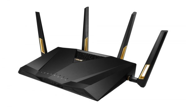 ASUS Launches first router with AX/WiFi-6 Technology
