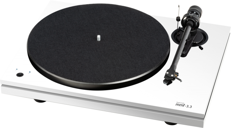 Brand new turntable from Music Hall: MMF 3.3